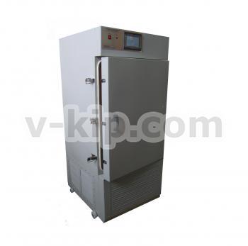 Автоматическая установка для испытаний на морозостойкость бетона УТИ 175-Х-1/+18...-50 фото 1