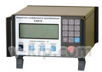 Измеритель коэффициента трансформации СА610 фото 1