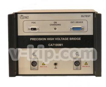 Мост прецизионный высоковольтный СА7100М1 фото 1