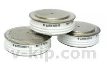 Диоды ДЛ553-1600, ДЛ553-2000, ДЛ553-2500 фото 1