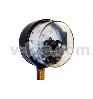 Электроконтактные манометры МТ-3С фото 1