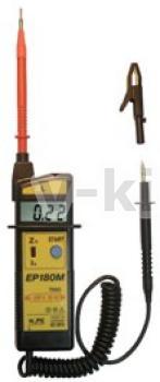 Прибор для измерения сопротивленя цепи фаза-нуль ЕР180М фото 1