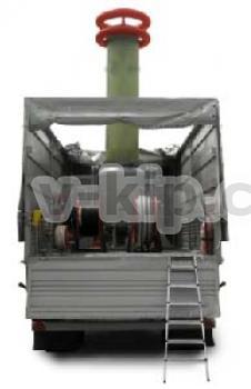Передвижная электролаборатория ЭТЛ-350 фото 1
