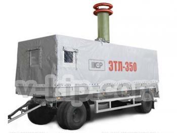 Передвижная электролаборатория ЭТЛ-350 фото 2