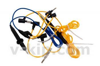 Комплект шнуров для мегаомметр ЭС0202 2г - фото