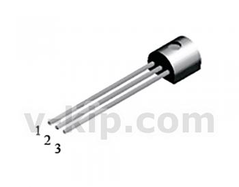Транзистор КТ3107Д фото 1