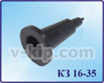 Колпачок защитный концевой КЗ 16-35 фото 1
