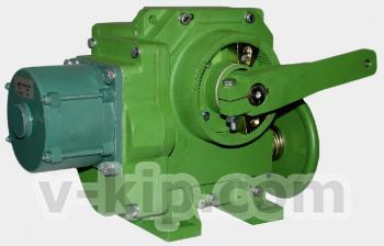 Механизм исполнительный электрический однооборотный МЭО 250/25-0