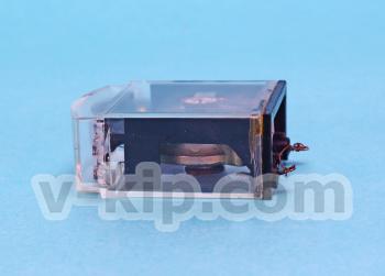 Микроамперметр М4248 - вид сбоку