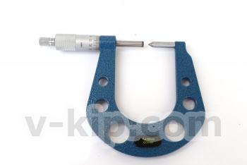 Микрометр для тормозных дисков МКД-33-0