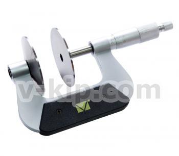 Микрометр листовой МЛ фото 1