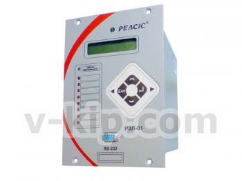 Микропроцессорное устройство релейной защиты и автоматики для распределительных сетей 6/35 кВ РЗЛ-01.01 фото 1