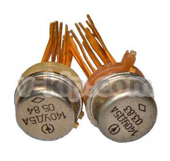 Микросхемы 140УД5А (Au) фото