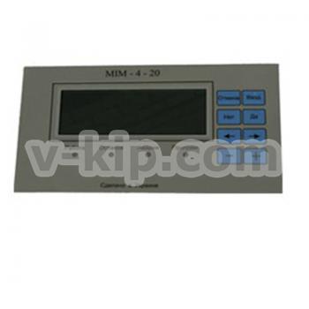 Панель индикации и управления MIM-4-20 - фото