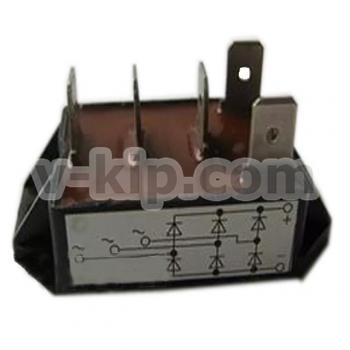 Модули полупроводниковые силовые МО2/10 фото 1