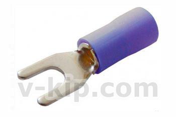 Фото наконечников вилочных с изоляцией SV 2