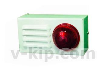 Оповещатель светозвуковой Циклоп-1 фото 1