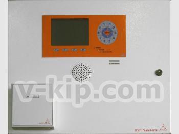 Прибор приемно-контрольный пожарный ГАММА-1024