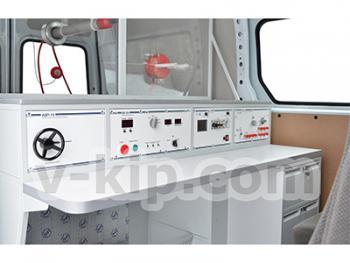 Передвижная электролаборатория ЭТЛ-35 фото 1