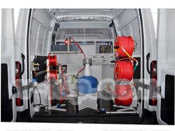 Передвижная комплексная электролаборатория ЭТЛ-35К фото 3
