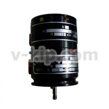 Потенциометр ПТП-2К02 - фото