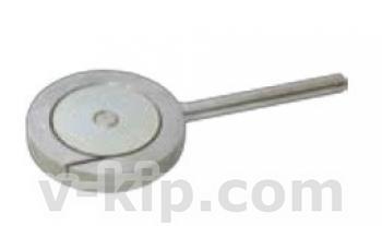 Приспособление при определении жесткости бумаги и картона по метожу сжатия кольца СТИ-6 фото 1
