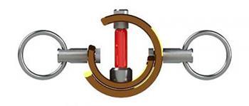 Фото hазрывного термочувствительного замка