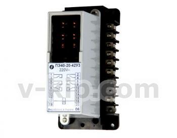 Реле промежуточные электромагнитные ПЭ45Н фото 1