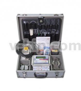 Счетчик жидкости накладной переносной ультразвуковой Эргомера - 125.БН2 фото 1