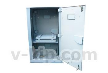 Шкаф металлический батарейный ШМБ фото 1
