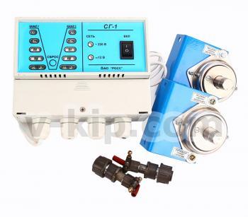 Сигнализаторы газа СГ-1-1...СГ-1-3