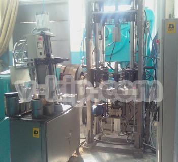 Станок для сборки и скрепления статоров электродвигателей ССКС 90-130 фото 1