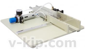 Приспособление для нарезания образцов гофрированного картона СТИ-11 (пневматический нож) фото 1