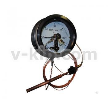 Термометры капиллярные (сигнализирующие) ТМП-160С фото 1