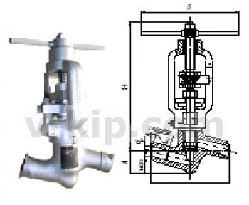 Запорные клапаны СК 21015-010