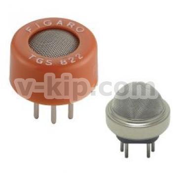 TGS822 и TGS823 сенсоры (датчики) паров органических растворителей полупроводниковые фото 1