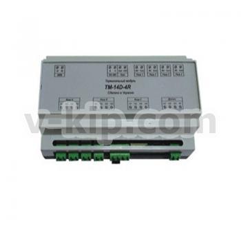 Терминальные микропроцессорные модули TM-14D-4R - фото