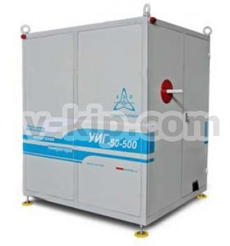 Установка УИГ-50-500 фото 1