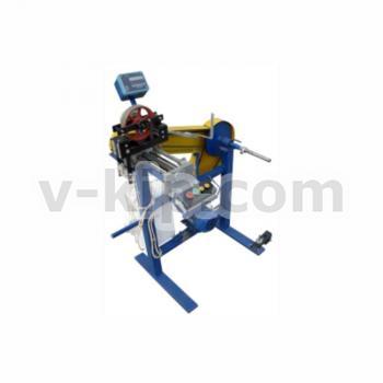 Станок для отмотки пластиковой ленты УПМ-КПл фото 1