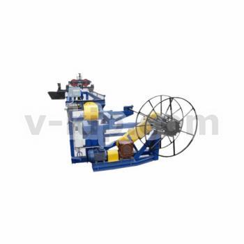 Станок для отмотки стального каната УПСТ2-14-1000 фото 1