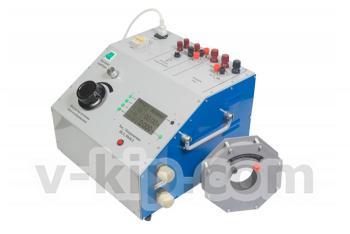 Фото устройства проверки простых защит DTE-450/2000