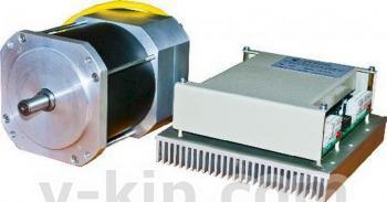 Вентильно-активный следящий привод фото 1