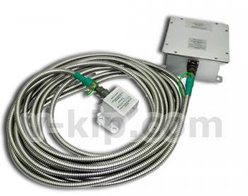 Пьезоэлектрический акселерометр ВДТ-131