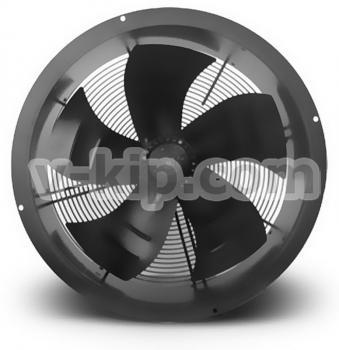 Вентиляторы малогабаритные серии ВОК и ВО фото 1