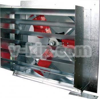 Напорные вентиляторы ВО-5
