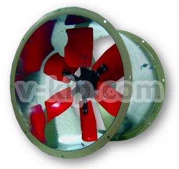 Реверсивные вентиляторы фото 1