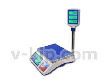 Весы торговые настольные электронные ВТНЕ/1-15Т2K фото 1