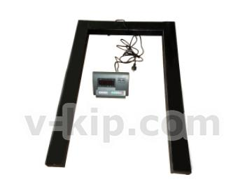 Весы палетные электронные ВЭСТ – 1000А12E фото 1