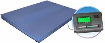 Весы товарные электронные ВЭСТ – 5000А12 фото 1