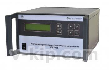 Магазин нагрузок трансформаторов напряжений СА5055 фото 1